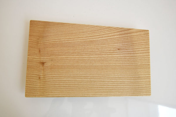Plateau bois frêne Calabrese galerie boutique ouvrage aix en provence