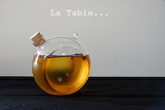 la table ouvrage