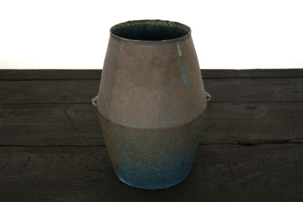 linda ouhbi vase hexagonal 2 anses galerie boutique ouvrage aix en provence