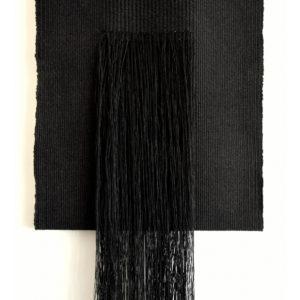 tissage trace Agnes Krier contemporrain galerie boutique ouvrage aix en provence