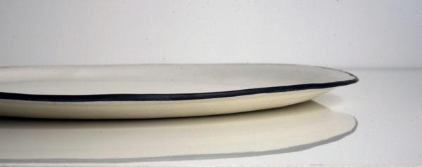 Plat Arts de Fronze Cécile Gasc porcelaine galerie boutique ouvrage aix en provence
