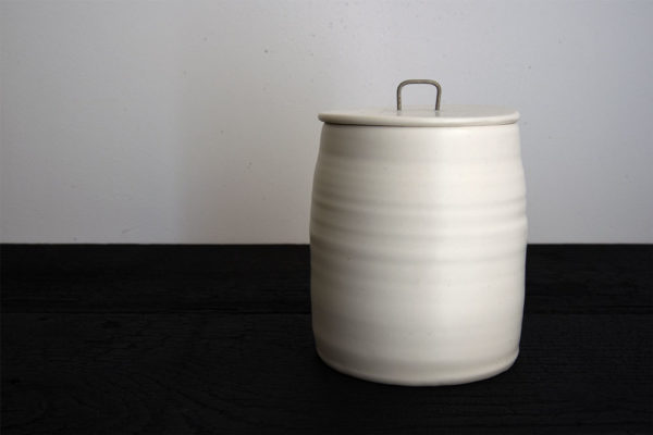 Boite Porcelaine Nathalie Audibert Céramique ouvrage boutique créateur