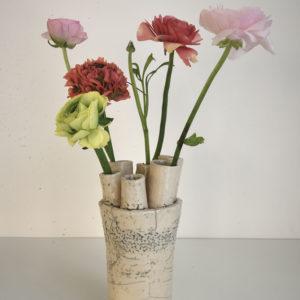 Galerie boutique ouvrage aix en provence Cecile daladier tulipier 6 goulots