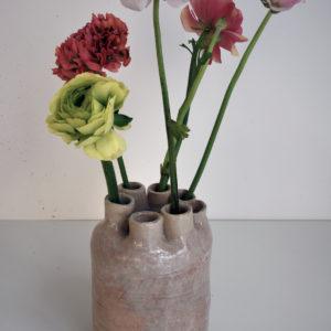 Galerie boutique ouvrage aix en provence Cecile daladier tulipier 7 goulots