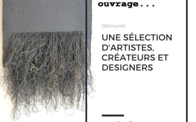 Ouvrage : une sélection d'artistes, créateurs et designers