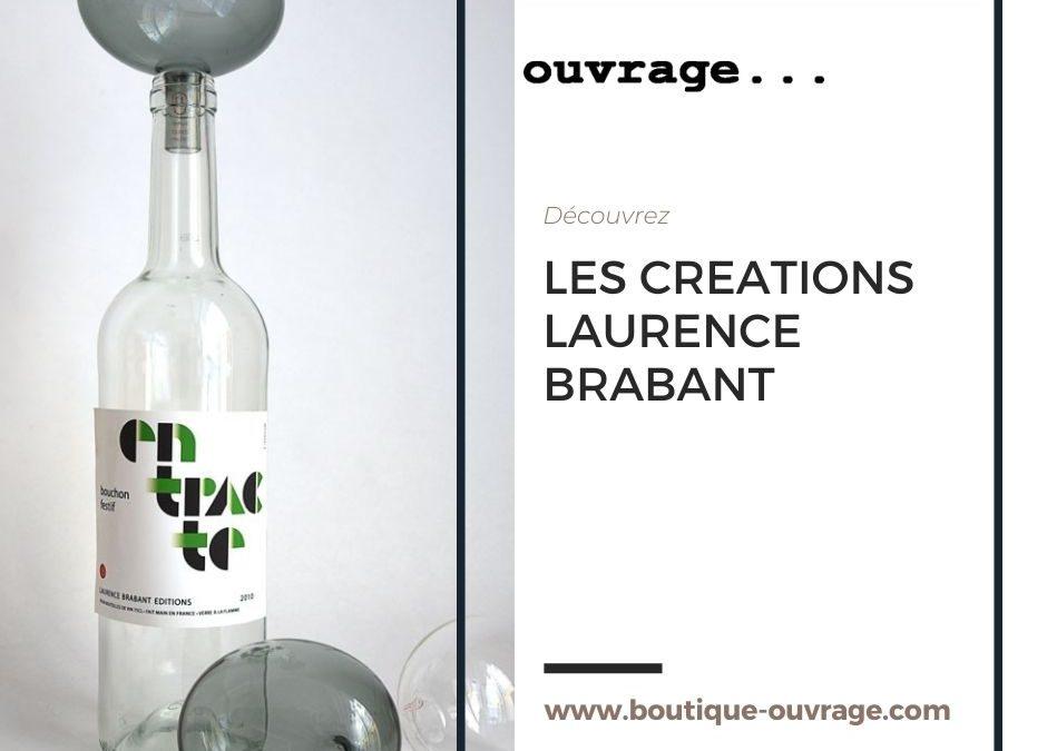 Des créations de Laurence Brabant Editions